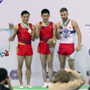 中国包揽世锦赛男子网上个人冠亚军