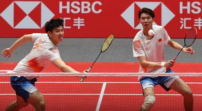世界羽联总决赛中国获三金
