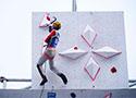【组图】中国创最佳 攀冰世界杯北京站落幕
