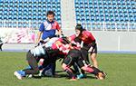 2019年二青会橄榄球预赛(体校组甲组)