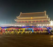 9条铜梁龙惊艳亮相国庆联欢活动的背后