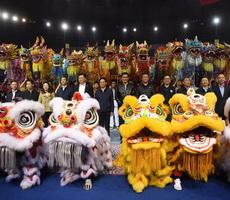 第十二届全国舞龙bwin体育app:锦标赛江苏溧阳举办